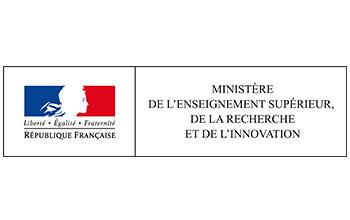 logo MESRI ministère de l'enseignement supérieur, de la recherche et de l'innovation