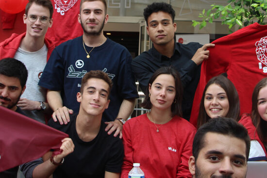 header association esdes étudiants