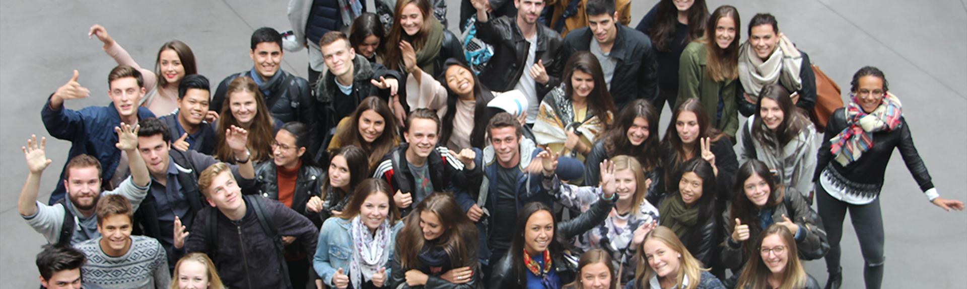header photo étudiants ambassadeurs