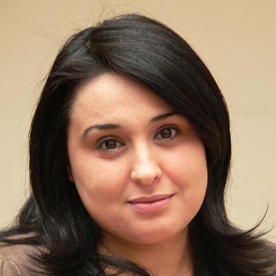 Portrait EC Asma BENLTAIFA