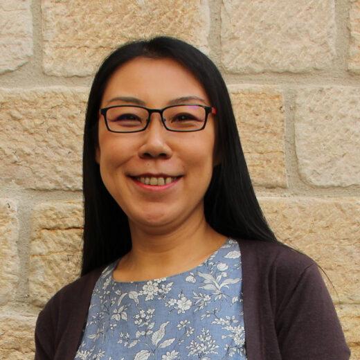 Portrait EC Huiyi GAO