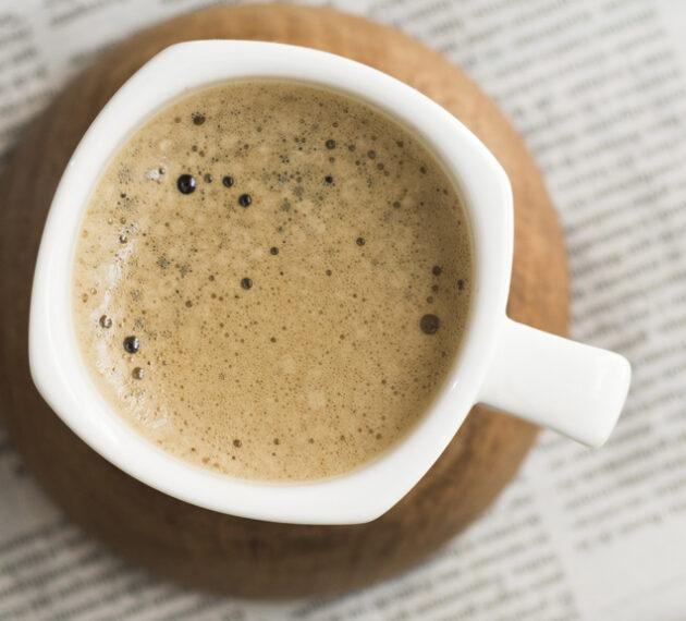 header actualité illustration tasse de café