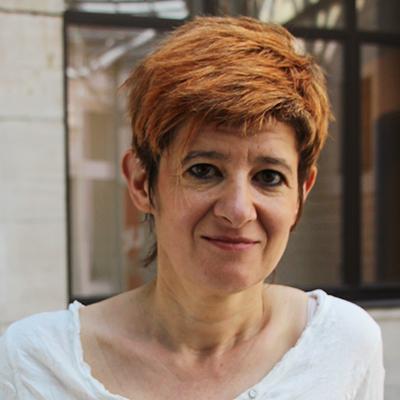 Portrait EC Marie-France VERNIER